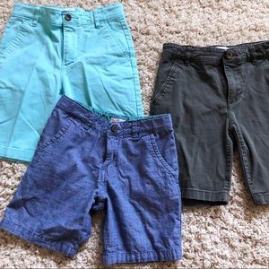 Chino Shorts Little Boys Bundle